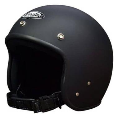 Mũ bảo hiểm andes 111 màu đen