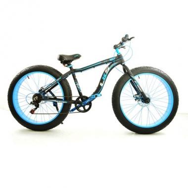 Xe thể thao fatbike bánh xe 26