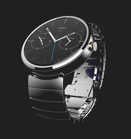 Đồng hồ Motorola Moto 360