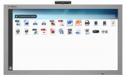Màn hình cảm ứng tích hợp phần mềm Flipbox