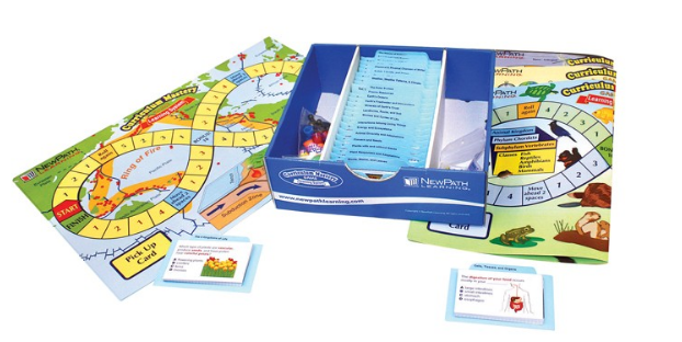 NEW YORK Grade 5 Science Curriculum Mastery® Game - Class-Pack Edition