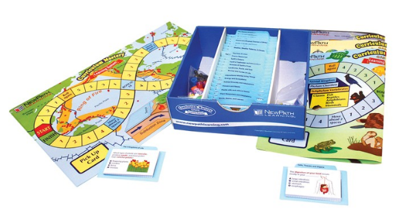 TEXAS Grade 5 Science Curriculum Mastery® Game - Class-Pack Edition