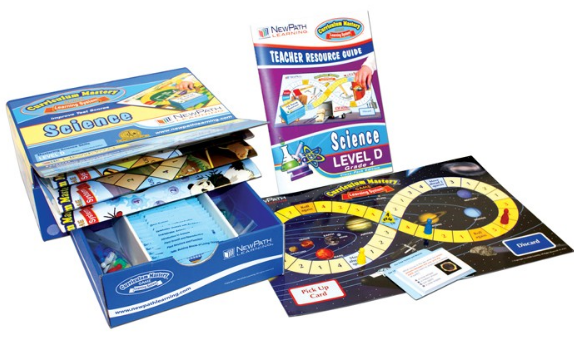 TEXAS Grade 4 Science Curriculum Mastery® Game - Class-Pack Edition