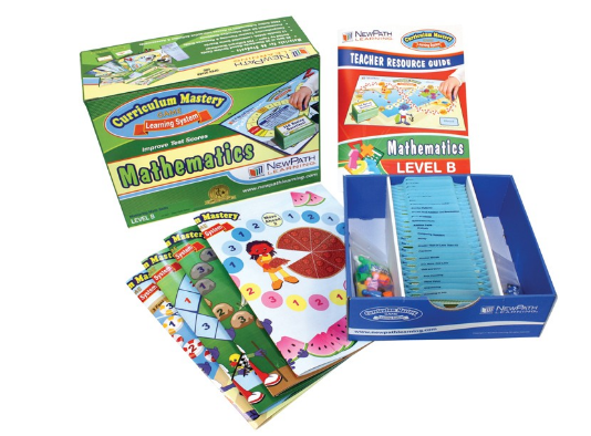NEW YORK Grade 2 Math Curriculum Mastery® Game - Class-Pack Edition
