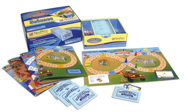 TEXAS Grade 3 Science Curriculum Mastery® Game - Class-Pack Edition