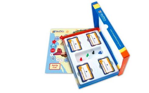 Grade 5 Math Curriculum Mastery® Game - Study-Group Edition