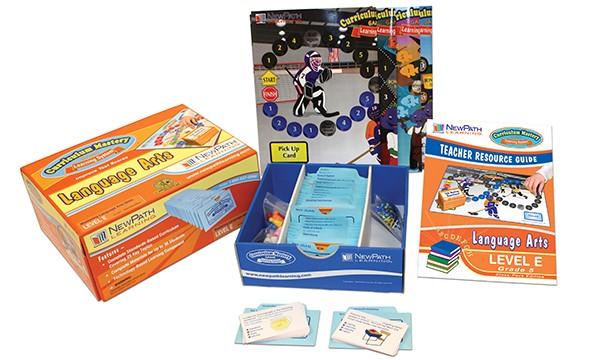 NEW YORK Grade 5 Language Arts Curriculum Mastery® Game - Class-Pack Edition