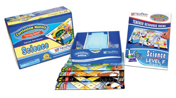 Grade 6 Science Curriculum Mastery® Game - Class-Pack Edition