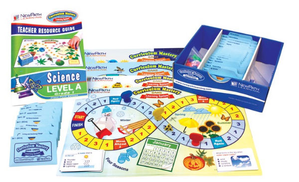 TEXAS Grade 1 Science Curriculum Mastery® Game - Class-Pack Edition