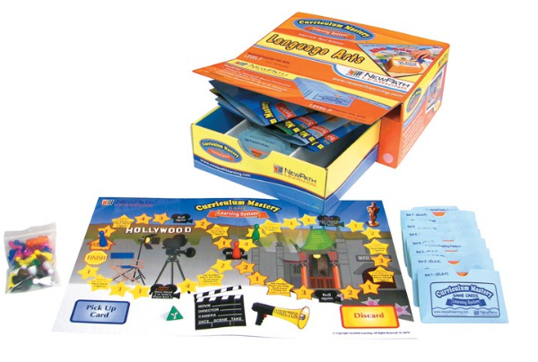 Grade 6 Language Arts Curriculum Mastery® Game - Class-Pack Edition