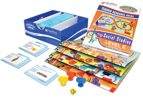Grade 5 Social Studies Curriculum Mastery® Game - Class-Pack Edition