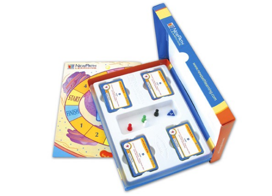 Grades 8 - 10 Science Curriculum Mastery® Game - Study-Group Edition