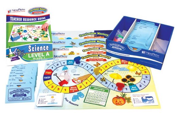 TEXAS Grade 2 Science Curriculum Mastery® Game - Class-Pack Edition