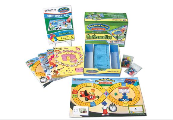 Grade 3 Math Curriculum Mastery® Game - Class-Pack Edition