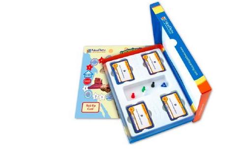 Grade 6 Math Curriculum Mastery® Game - Study-Group Edition