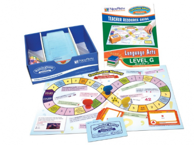 FLORIDA Grade 7 Language Arts Curriculum Mastery® Game - Class-Pack Edition