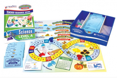 Grade 1 Science Curriculum Mastery® Game - Class-Pack Edition