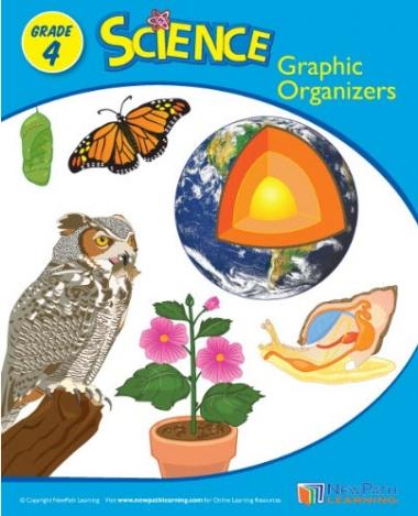 Science Grade 4 Graphic Organizers - Downloadable eBook