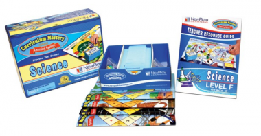 TEXAS Grade 6 Science Curriculum Mastery® Game - Class-Pack Edition