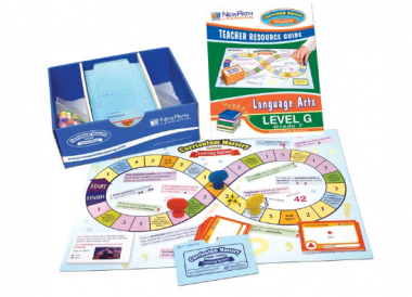 NEW YORK Grade 7 Language Arts Curriculum Mastery® Game - Class-Pack Edition