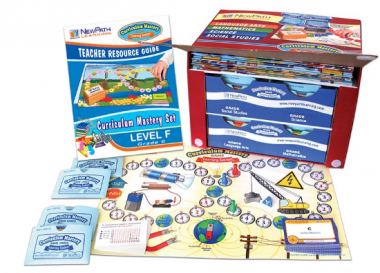 NEW YORK Grade 6 Curriculum Mastery® Set - Language Arts, Math, Science & Social Studies