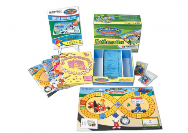 NEW YORK Grade 3 Math Curriculum Mastery® Game - Class-Pack Edition
