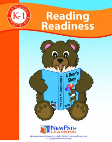 Writing Readiness Activity Guide - Grades K-1 - Print Version