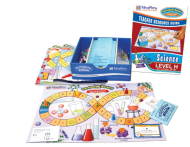 FLORIDA Grades 8 - 10 Science Curriculum Mastery® Game - Class-Pack Edition