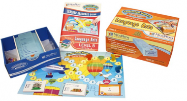 TEXAS Grade 2 Language Arts Curriculum Mastery® Game - Class-Pack Edition