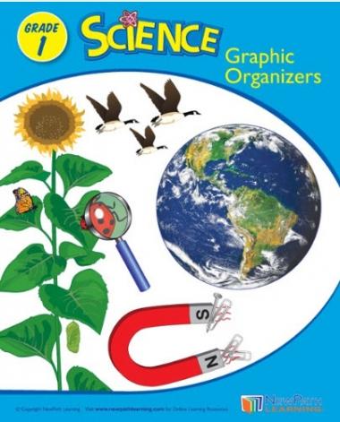 Science Grade 1 Graphic Organizers - Downloadable eBook