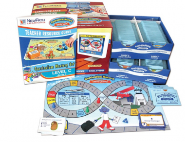 Grade 3 Curriculum Mastery® Set - Language Arts, Math, Science & Social Studies