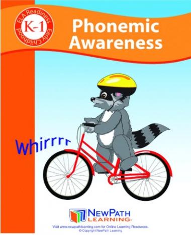 Phonemic Awareness Activity Guide - Grades K-1 - Print Version - Set of 10