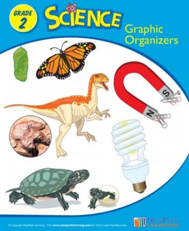 Science Grade 2 Graphic Organizers - Downloadable eBook