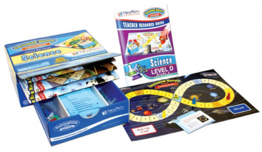 FLORIDA Grade 4 Science Curriculum Mastery® Game - Class-Pack Edition
