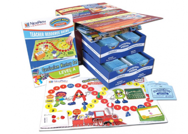 NEW YORK Grade 1 Curriculum Mastery® Set - Language Arts, Math & Science