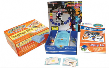 FLORIDA Grade 5 Language Arts Curriculum Mastery® Game - Class-Pack Edition
