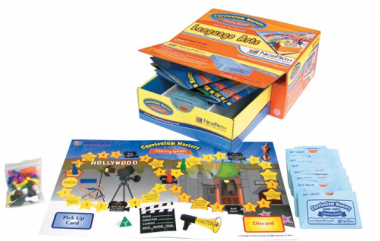 FLORIDA Grade 6 Language Arts Curriculum Mastery® Game - Class-Pack Edition