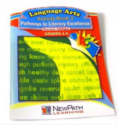 Pathways to Literacy Excellence Series Workbook - Book 2 - Grades 4 - 5 - Print Version