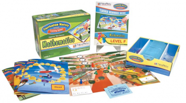 NEW YORK Grade 6 Math Curriculum Mastery® Game - Class-Pack Edition