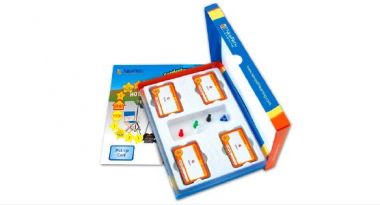 Grade 1 Language Arts Curriculum Mastery® Game - Study-Group Edition