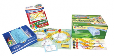 FLORIDA Grades 8 - 10 Math Curriculum Mastery® Game - Class-Pack Edition