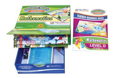 FLORIDA Grade 4 Math Curriculum Mastery® Game - Class-Pack Edition