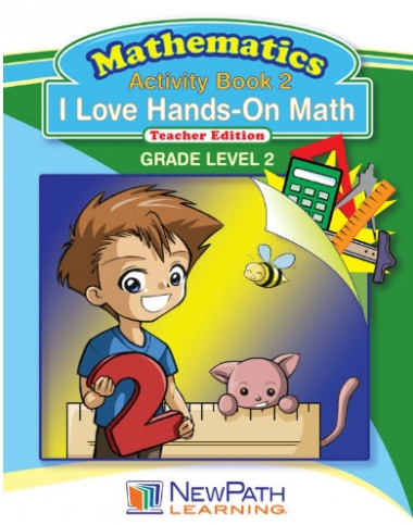 I Love Hands-On Math - Grade 2 - Downloadable eBook