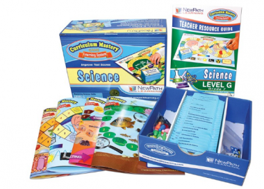 FLORIDA Grade 7 Science Curriculum Mastery® Game - Class-Pack Edition