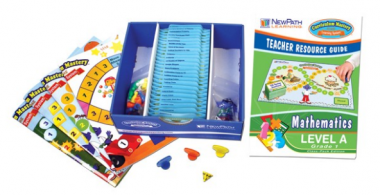 Grade 1 Math Curriculum Mastery® Game - Class-Pack Edition