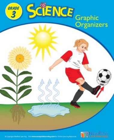 Science Grade 3 Graphic Organizers - Downloadable eBook