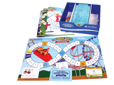 TEXAS Grade 5 Math Curriculum Mastery® Game - Class-Pack Edition