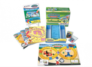 TEXAS Grade 3 Math Curriculum Mastery® Game - Class-Pack Edition