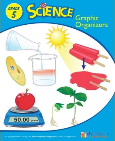 Science Grade 5 Graphic Organizers - Downloadable eBook