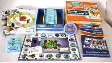 Mastering Seneca Language & Culture Game-Based Learning Kit - Class-Pack Edition